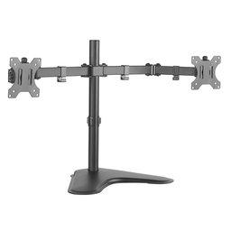 Suporte giratorio de mesa para 2 monitores T1224n