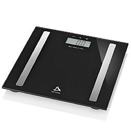 Balança Digital Digi-Health Pro Serene 180Kg Preta