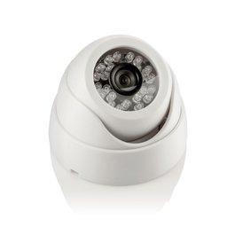 Câmera de Segurança Dome 1080p 24 Leds 3.6mm