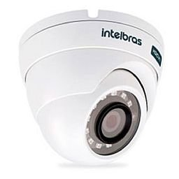 Câmera de Segurança Multi HD 720p 2,8mm com Infravermelho e Case Metálico