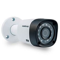 Câmera de Segurança Bullet Multi HD 720p 2,8mm com Infravermelho e Case Metálico