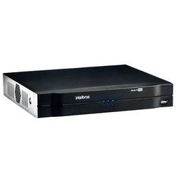 Gravador Digital de vídeo Multi HD 8 Canais BNC + 2 canais IP Compatível com 5 Tecnologias MHDX1008