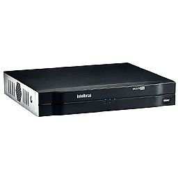 Gravador Digital de vídeo Multi HD 8 Canais BNC + 2 canais IP e HD 2TB MHDX1008