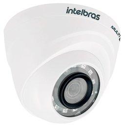 Câmera de Segurança 20 Metros 2,6mm 720p Infravermelho Multi-HD VHD1120D