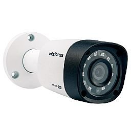 Câmera de Segurança 30 Metros 3,6mm 720p Infravermelho Multi-HD VHD3130B