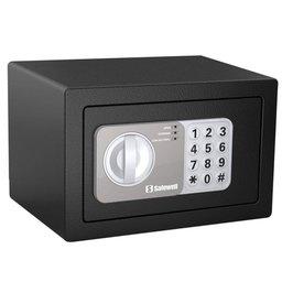 Cofre Eletrônico de Segurança 4L Preto