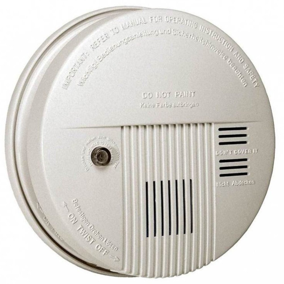 Detector de Fumaça 9V com Alarme