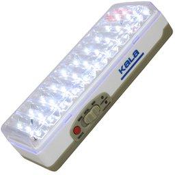 Luminária de Emergência Bivolt com 30 Leds