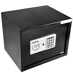Cofre Eletrônico Preto