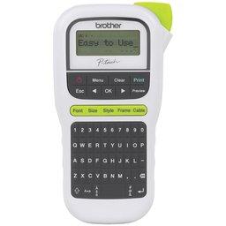 Rotulador Eletrônico Portátil H110 Branco e Cinza