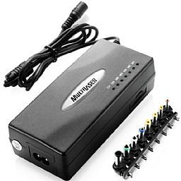 Carregador Universal para Tomadas com Saídas USB - 90W RMS
