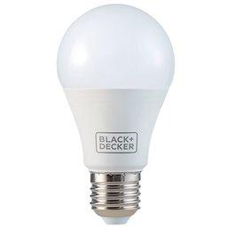 Lâmpada Bulbo LED Amarela 9W 3000K A60 E27 Bivolt