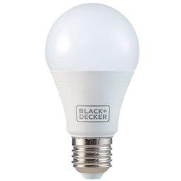 Lâmpada Bulbo LED A60 9W 6500K Branca E27 Bivolt