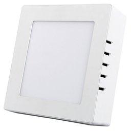 Painel de Led Quadrado 300 x 300mm 1700 Lúmens 24W 6500K Luz Branca