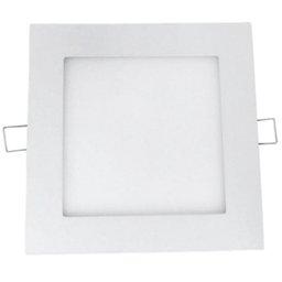 Painel LED de Embutir 12W Bivolt
