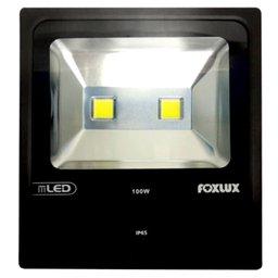 Refletor Led SMD 100W 6500K Branca Bivolt