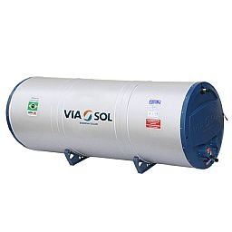 Reservatório Térmico Boiler para Aquecedor Solar 200L 49,12KPa 220V Baixa Pressão