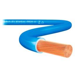 Cabo Flexsil 750 V Flexível 2,5mm Azul Rolo 100 Metros