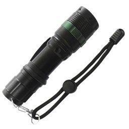 Lanterna Tática de LED Recarregável LK-170B