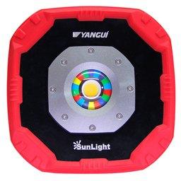 Lanterna de Led 26W 1800 Lm  com 2 Níveis de Luminosidade e Carregador