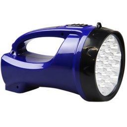 Lanterna Holofote Recarregável com 19 Leds