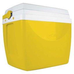 Caixa Térmica 34L Amarela