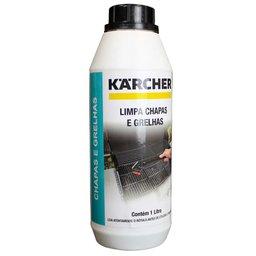 Detergente Limpa Chapas e Grelhas 1 Litro