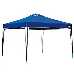 Gazebo X-Flex Oxford com Silvercoating Azul 3 x 3m