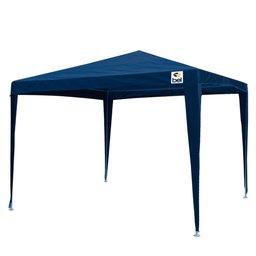 Tenda Gazebo 2 x 2m em Polietileno Azul