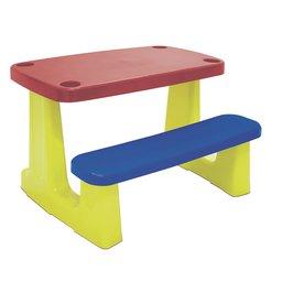 Mesa Escolar Infantil Colorida em Polipropileno