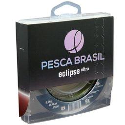 Linha Multi Eclipse Ultra 0.18mm Verde Musgo