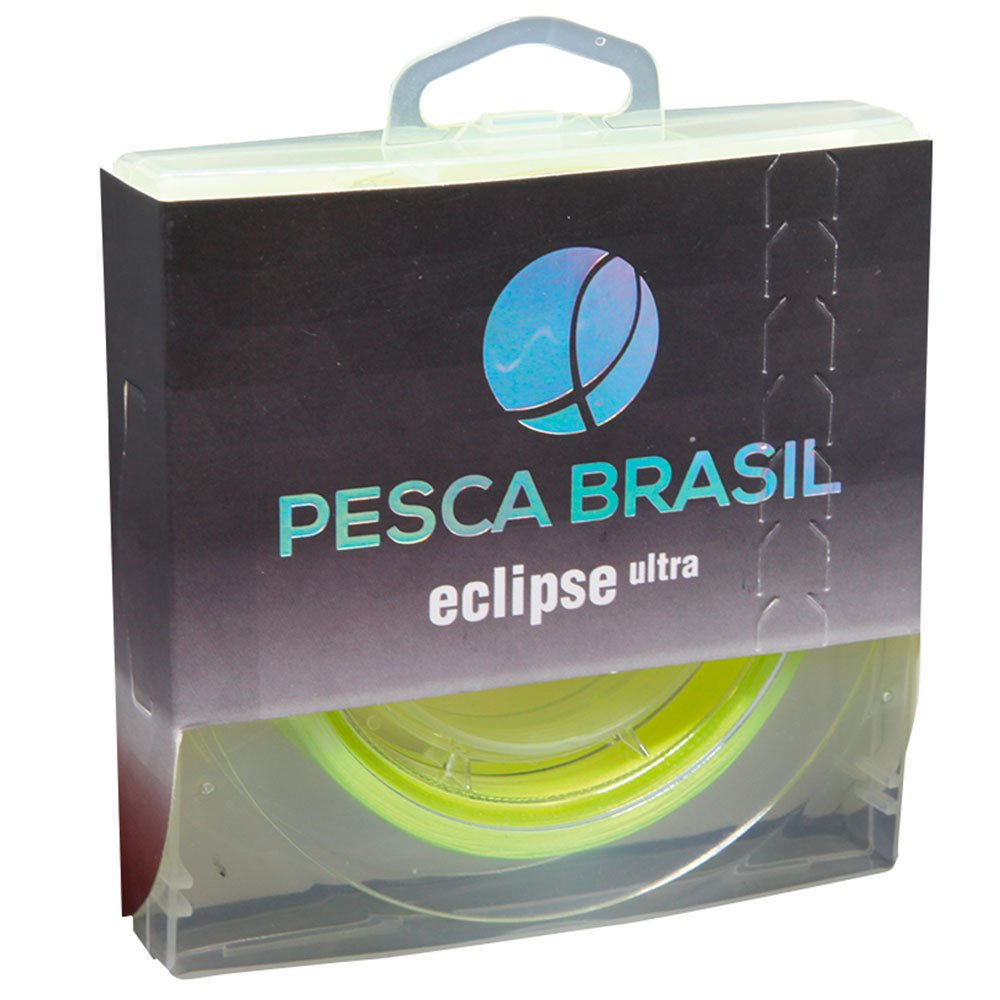Linha Multi Eclipse Ultra 0.26mm Verde Light-NAUTIKA-91554