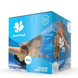 Caixa de Cloro Light Blue 10 Kg para Piscina