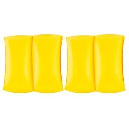 Boia de Braço Lisa Amarelo 20x20cm