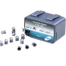 Chumbinho Pointed 6,0mm com 100 Unidades