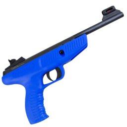Carabina de Pressão Life Style Calibre 4,5mm Azul