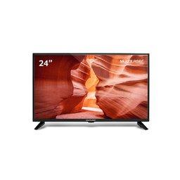 Tela 24 Pol. HD Entrada USB HDMI + Gravador e Conversor TV Digital TL016