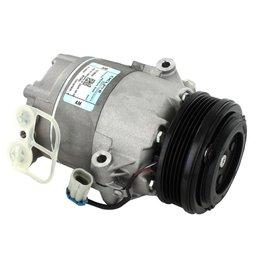 Compressor do ar Condicionado GM Meriva - Montana - Novo Corsa - FIAT Doblo - Palio - Siena - Punto linha Fiat com Motor GM 1.8 8V