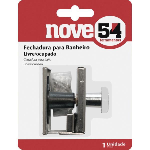 Fechadura para banheiro livre/ocupado 954 - Imagem zoom