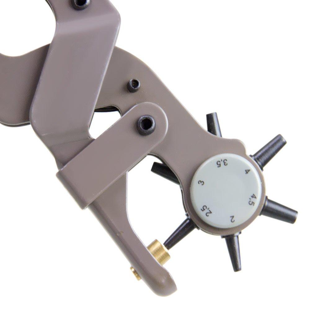 Alicate Furador Profissional até 4,5mm - Imagem zoom