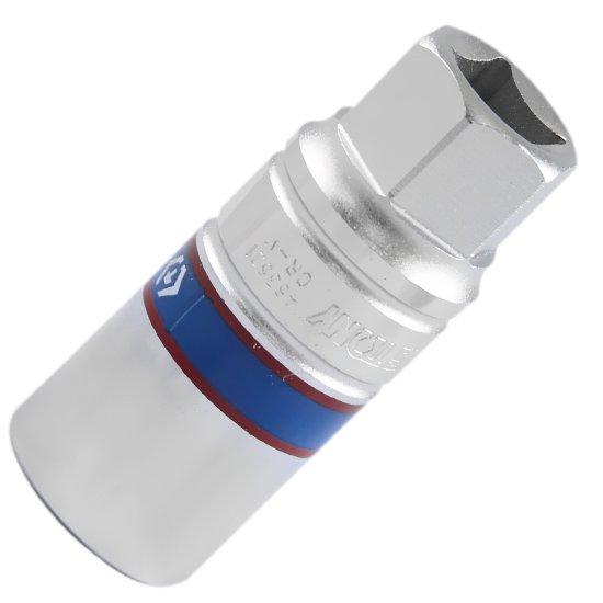Chave de Vela Sextavado com Encaixe 1/2 Pol - 20,8 mm com Borracha Interna - Imagem zoom