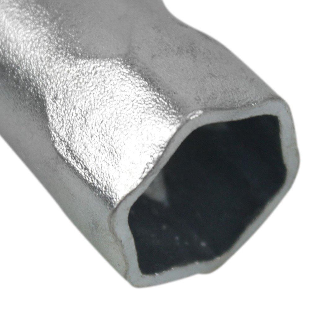 Chave Tubular para Velas com Passador 21mm - Imagem zoom