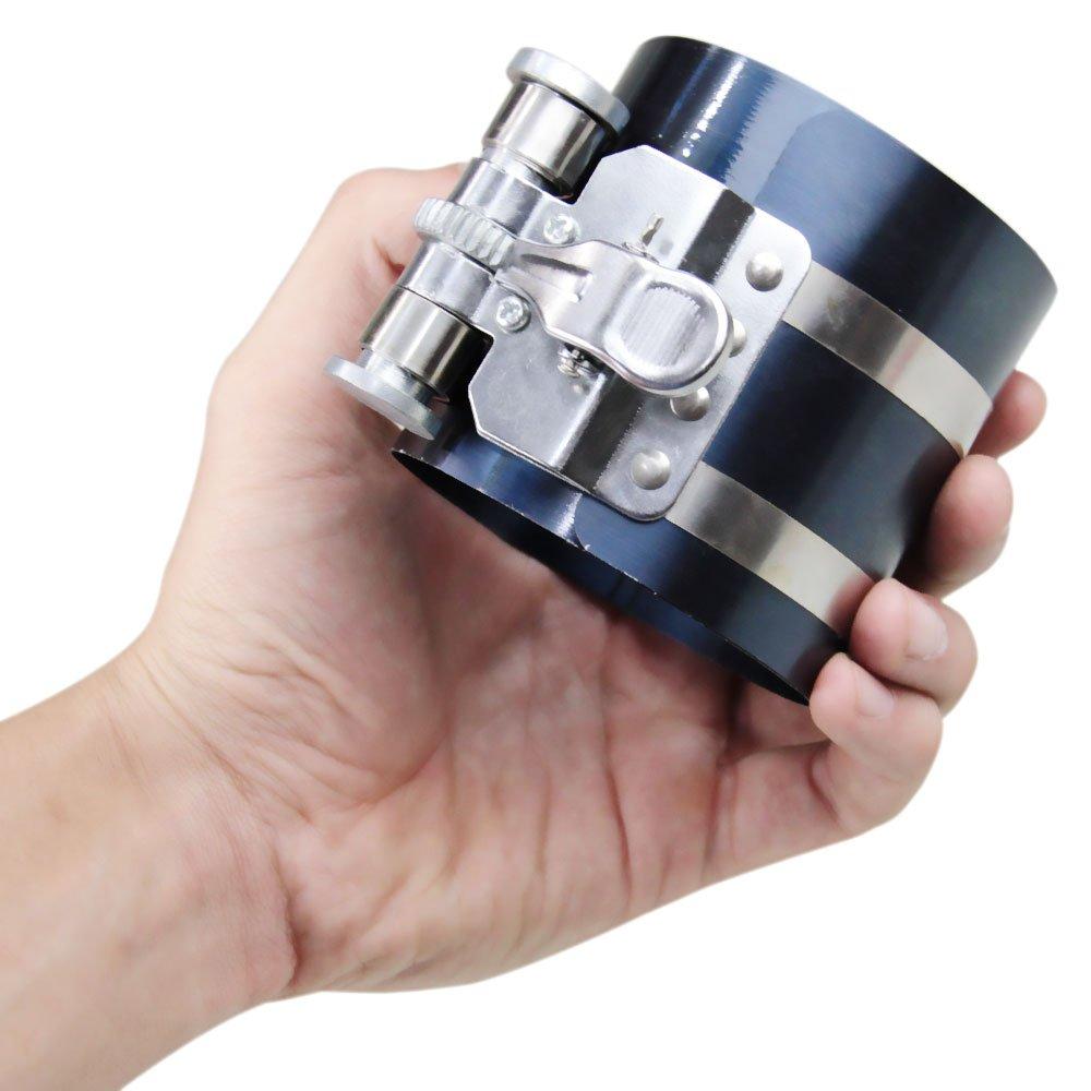 Cinta Compressora para Anéis de Pistão 3 Pol. - 53 a 175 mm - Imagem zoom