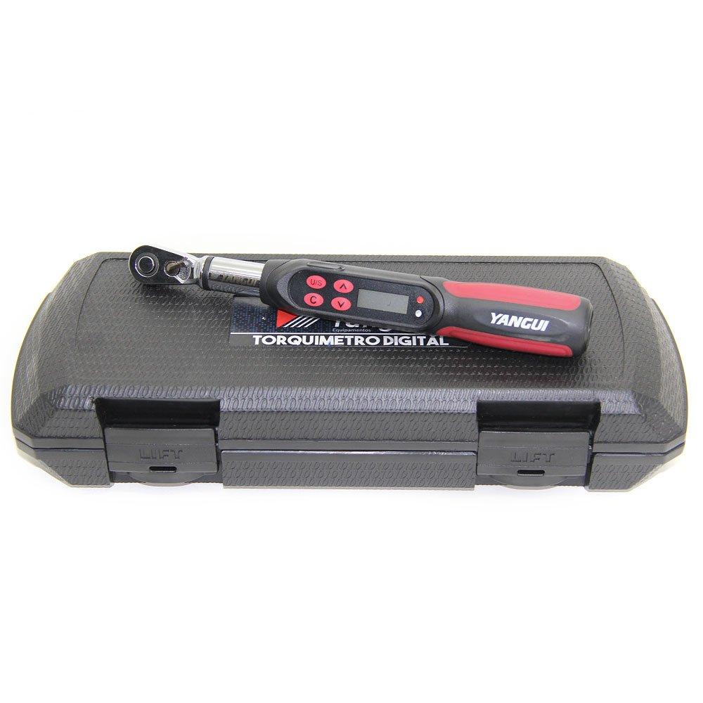 Mini Torquímetro Digital 0,3 á 6Nm com Encaixe 1/4 Pol. - Imagem zoom