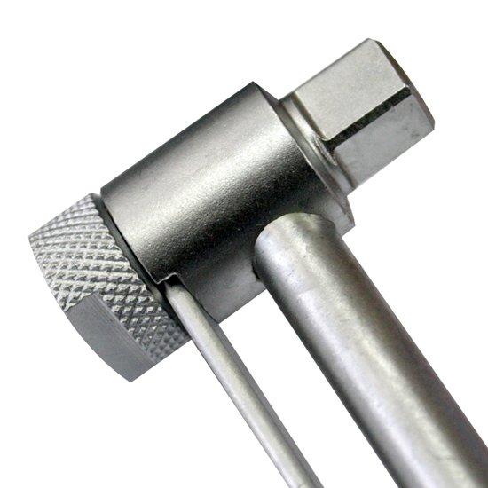 Torquimetro com Encaixe de 1/2 pol. Flexoclick - Imagem zoom