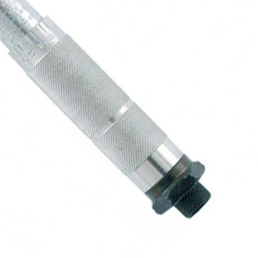 Torquímetro de Estalo CRV 5 a 24Nm com Encaixe de 1/4 Pol.  - Imagem zoom