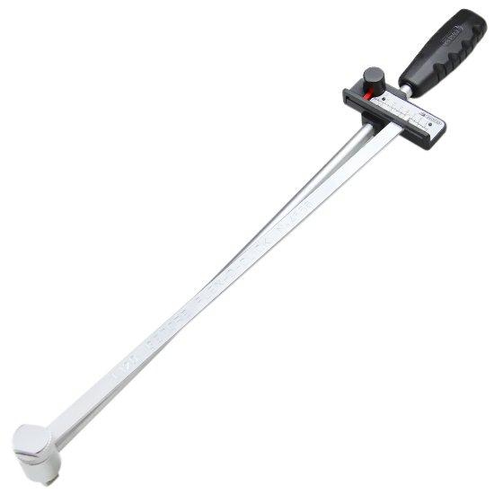 Torquímetro Flex - o - Click 30 - 160 N.m com Encaixe de 1/2 Pol. - Imagem zoom