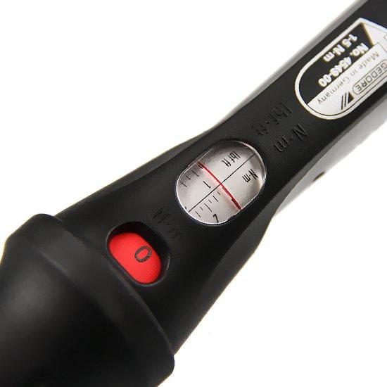 Torquímetro Torcofix K 1-5 N.m de 1/4 Pol. - Imagem zoom