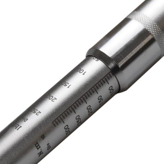 Torquímetro de Estalo 7 a 35 Kgf.m com Encaixe de 1/2 Pol. - Imagem zoom