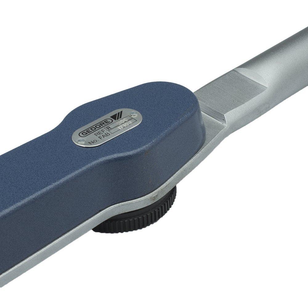 Torquímetro de 1/2 Pol. 50 - 270 Nm com Relógio - Imagem zoom